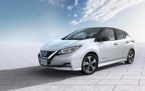 Nissan Leaf za članove Strujnog kruga