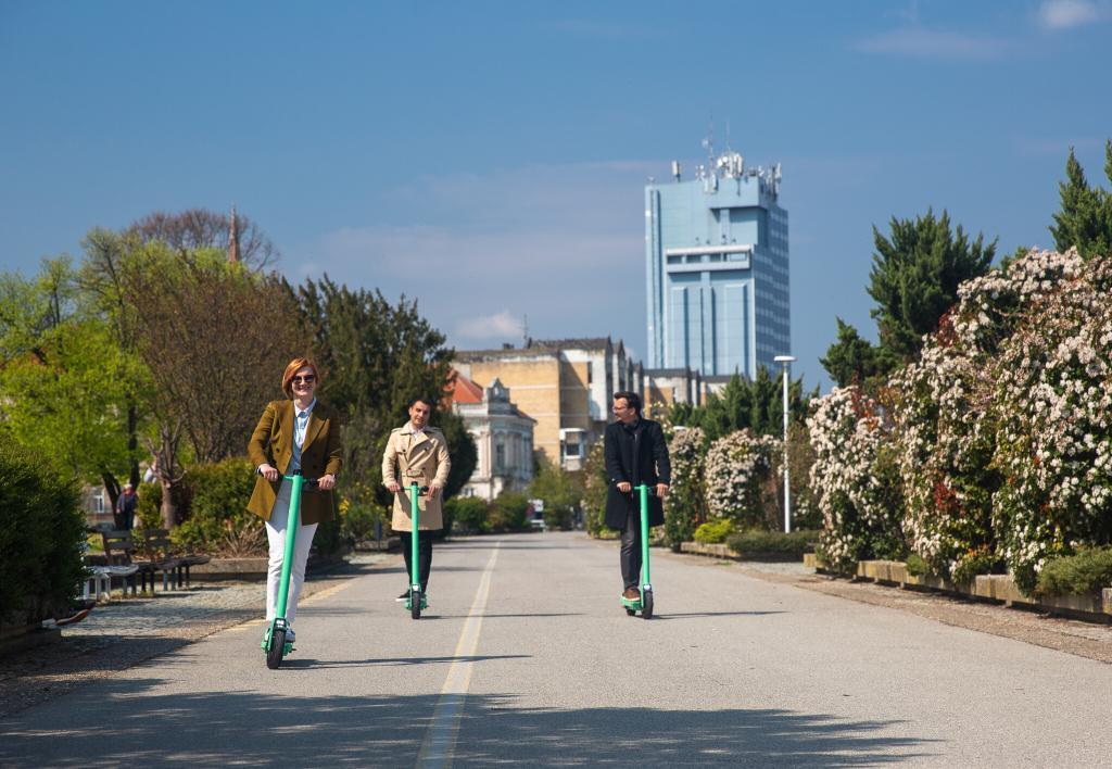 Bolt e-romobili od sada i u Osijeku
