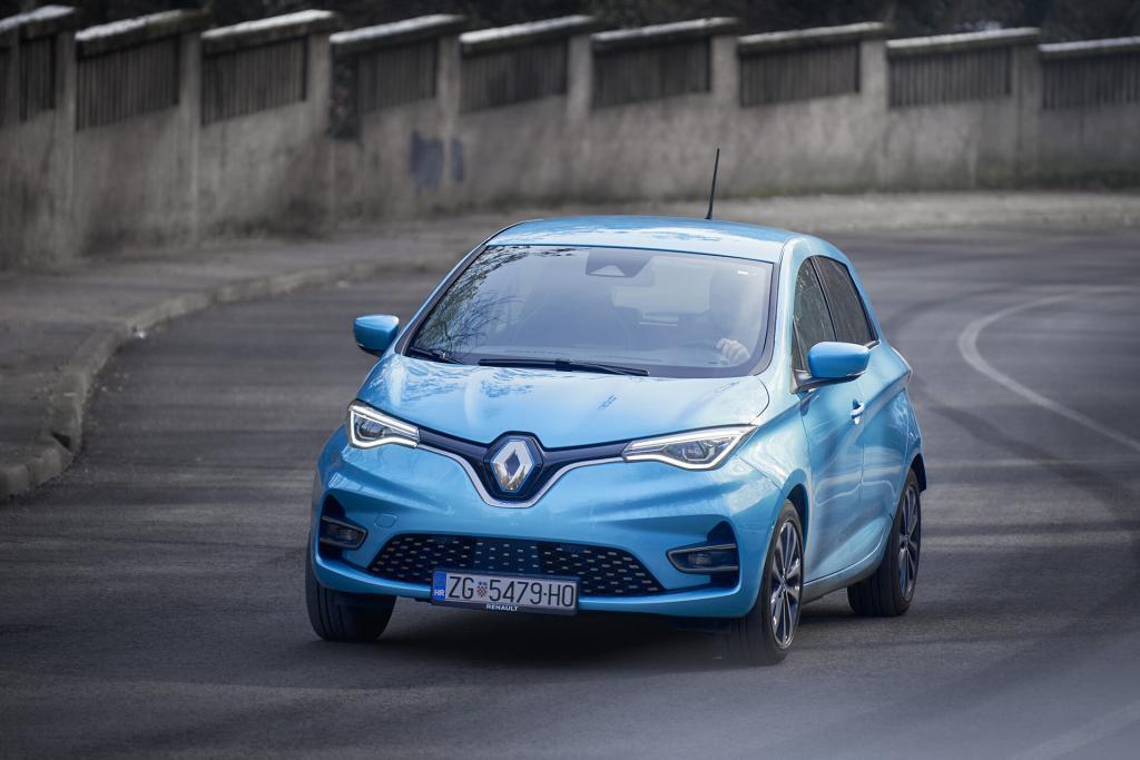 7 dana s Renaultom Zoe