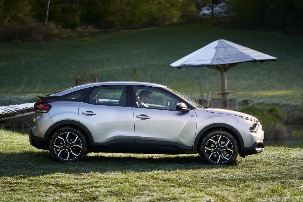7 dana s Citroënom e-C4