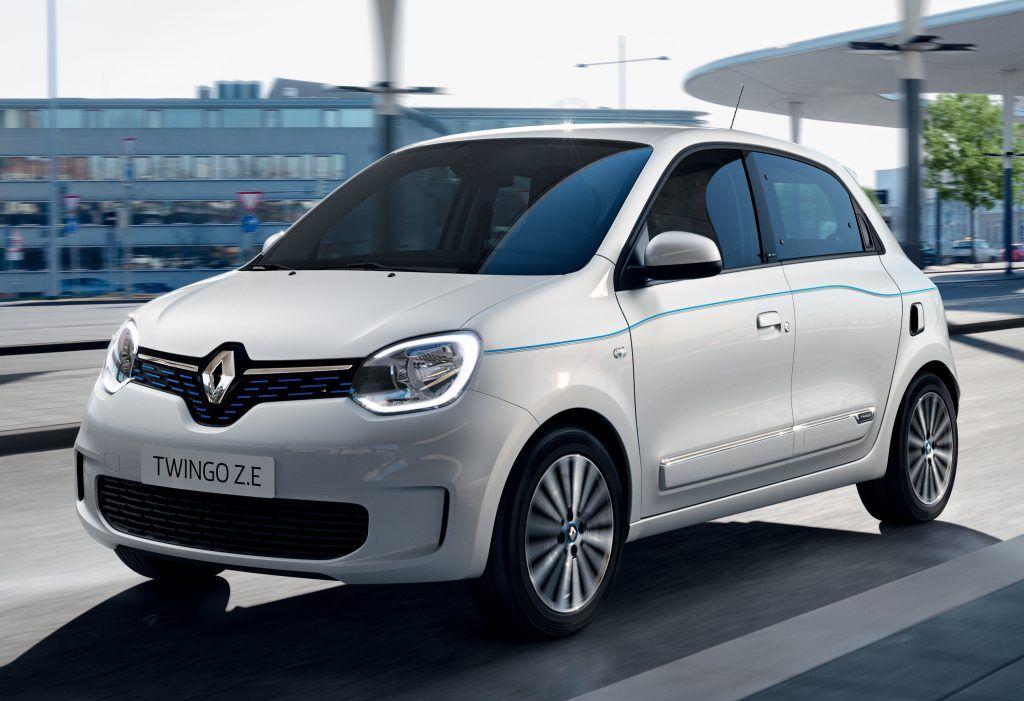 Renault Twingo Na Leasing