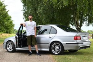 Odlična prerada BMW-a E39 na struju stiže nam iz Varaždina